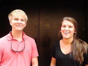Experiencia de Nathaniel y Madison en ISF