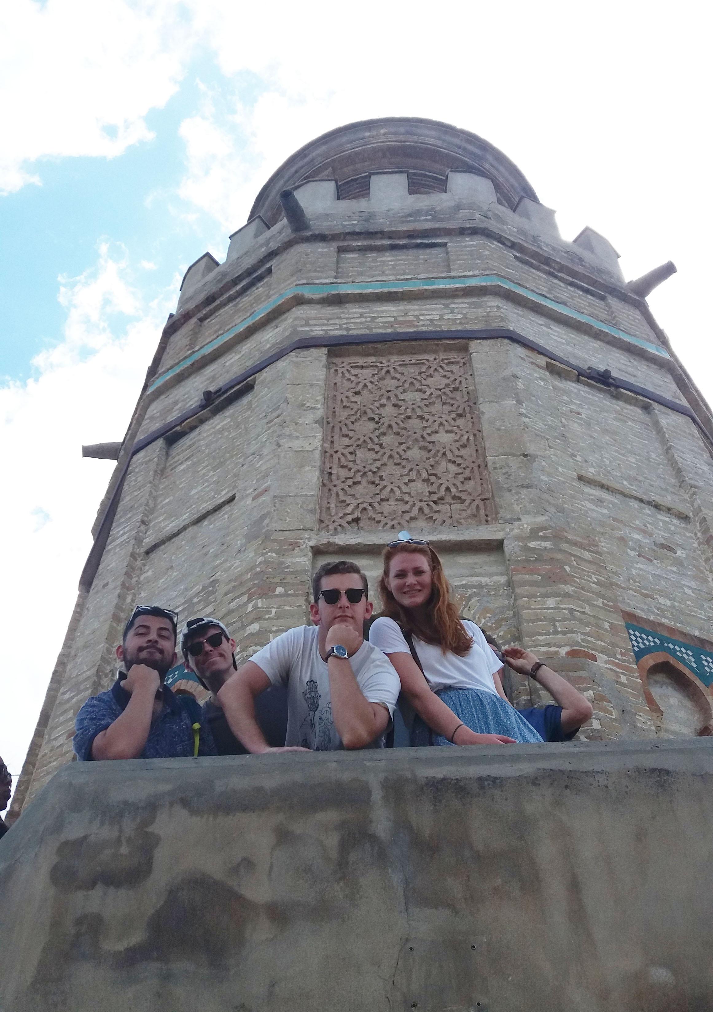 Visita Torre del Oro de Sevilla
