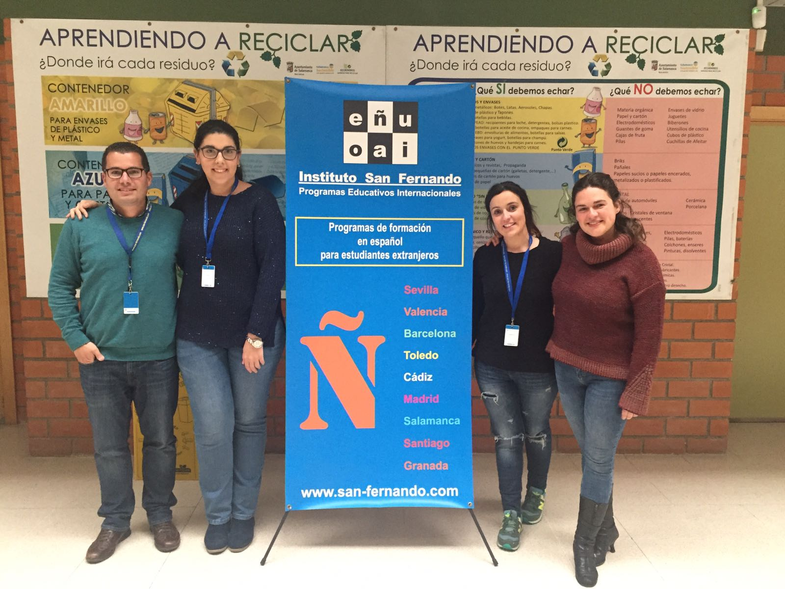 Coordinadores de ISF