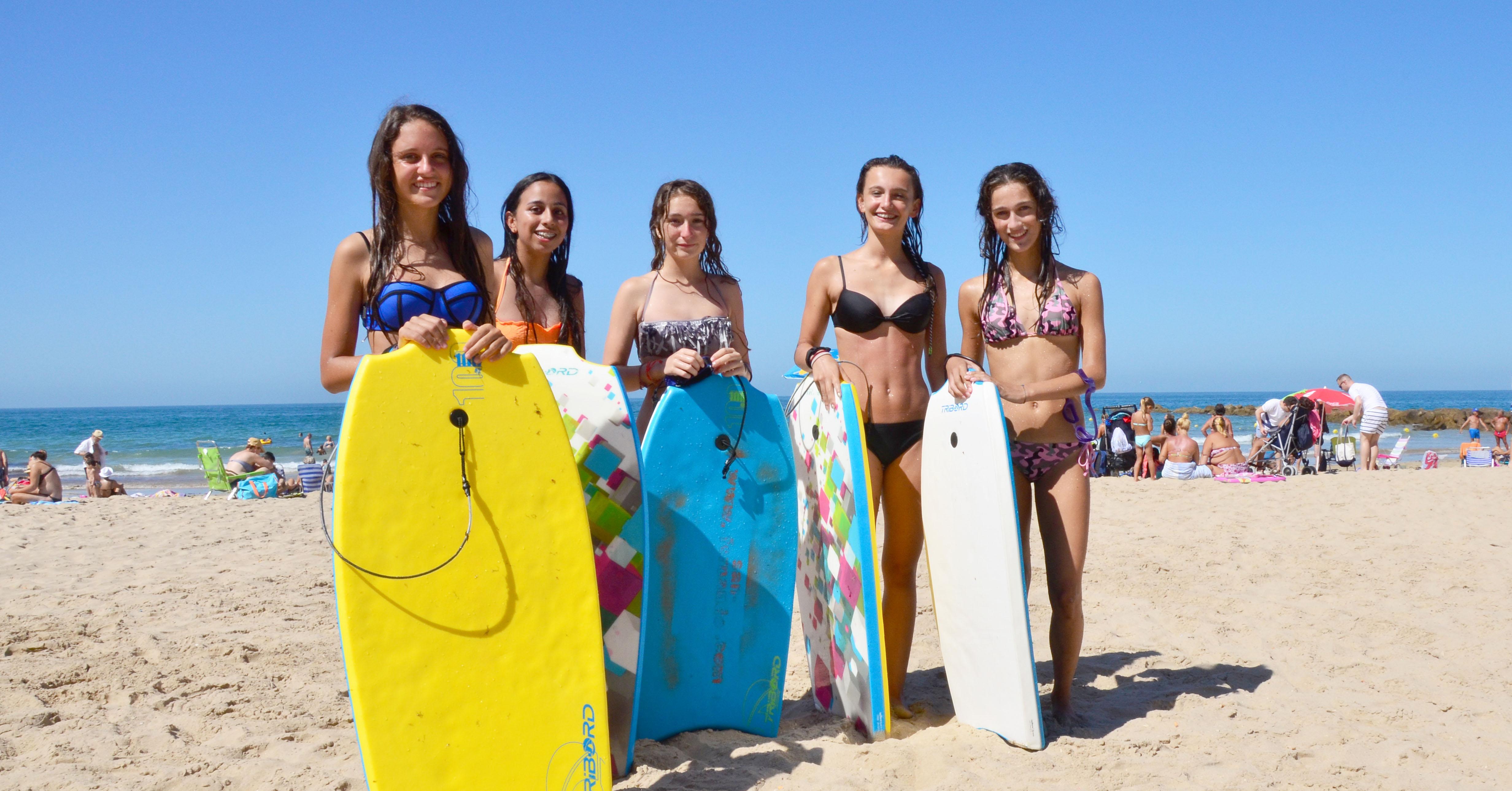 Summer in Cadiz
